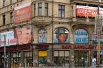 DH Podwale - chaos reklamowy