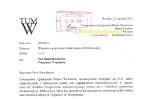 Pismo w sprawie modernizacji ul. Bolkowskiej str. 1