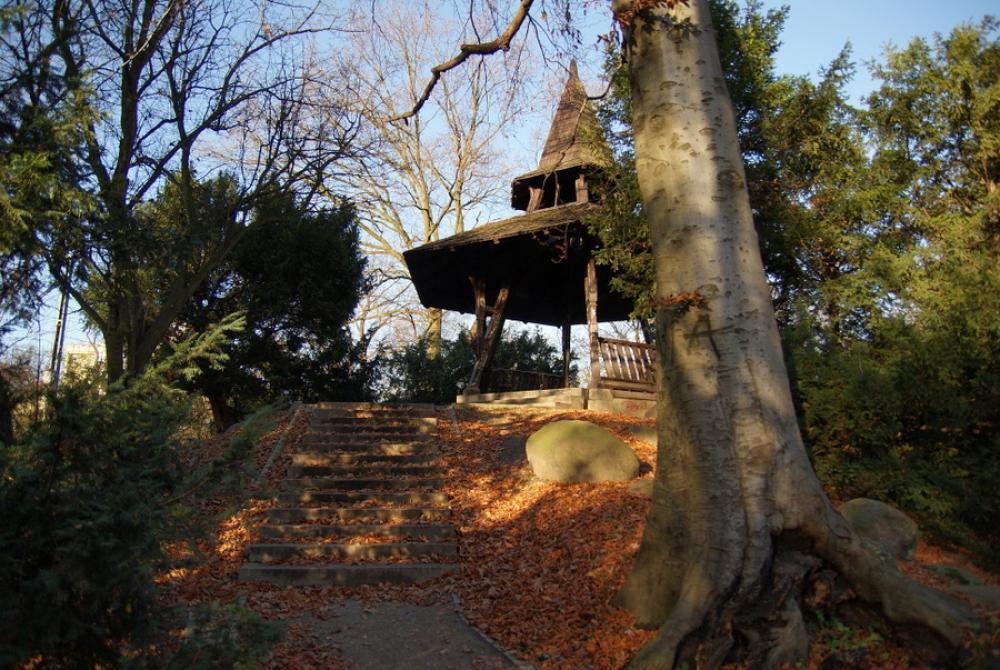 Wzgórze Bendera w Parku Południowym
