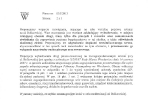 Pismo w sprawie modernizacji ul. Bolkowskiej str. 2