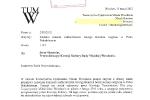 List w sprawie wzgórza Bendera - marzec 2012